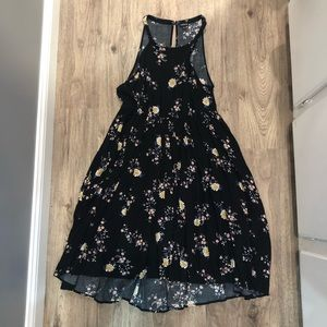 Floral High-low, dress from Torrid